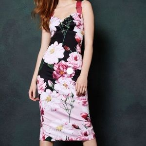 Ted Baker Angelie Body-cob dress.